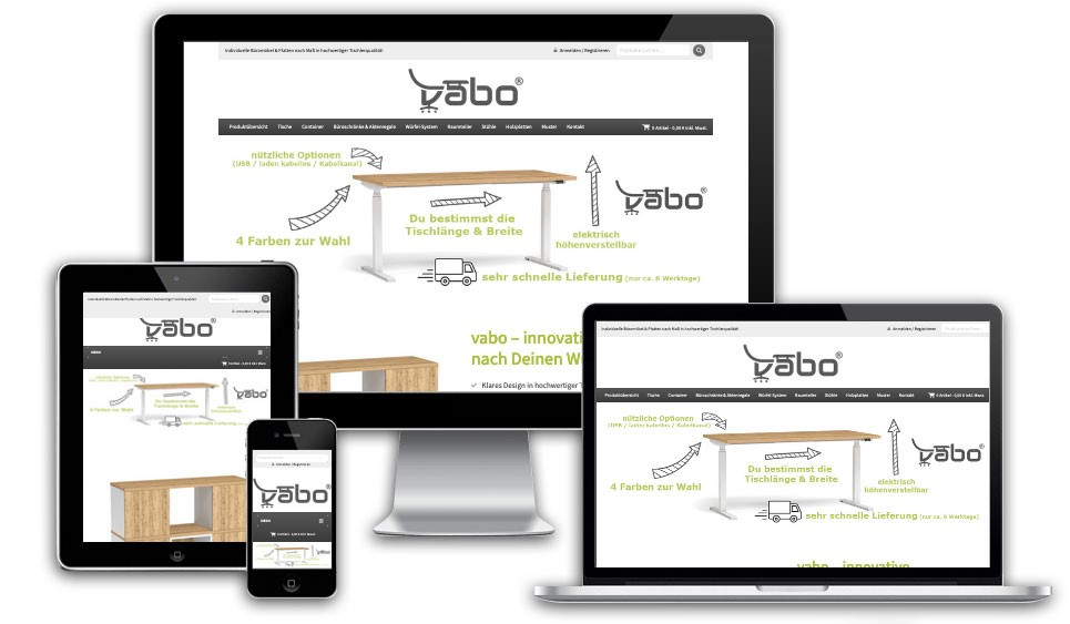 webseite vabo