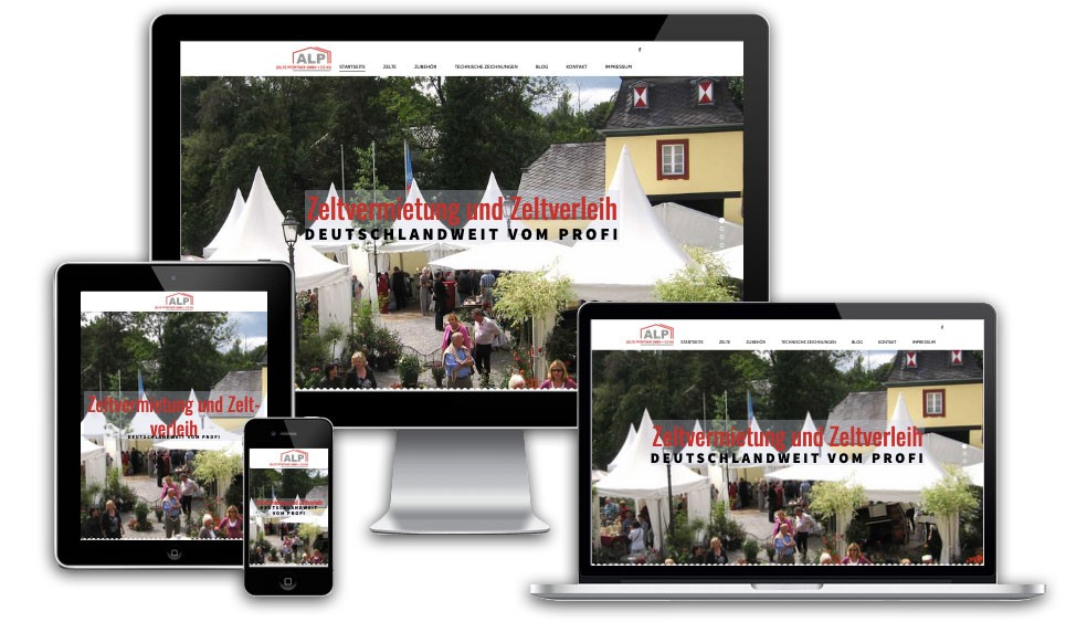 webseite zelte pförtner